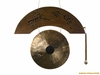 "CLICK HERE for 14"" Garden Gongs on Wood Gong Hangers - FREE SHIPPING"