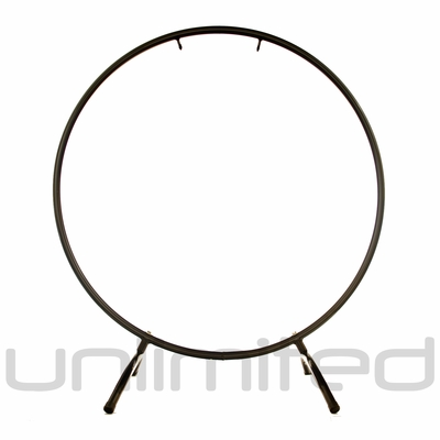 "Holding Space Gong Stand for 20"" to 24"" Gongs"
