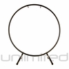 """20"""" to 24"""" Gongs on Holding Space Gong Stand  - FREE SHIPPING"""