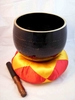 Black Ching Bowls (Buddhist Rin Gongs)
