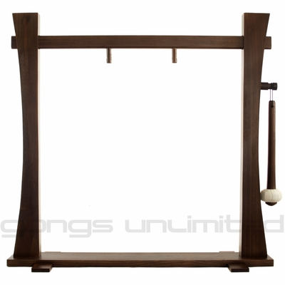 "18"" Gongs on the Spirit Guide Gong Stand - FREE SHIPPING"