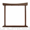 """11"""" to 13"""" Gongs on the Small Eternal Present Gong Stand - FREE SHIPPING"""