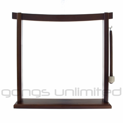 "10"" to 12"" Gongs on the Woodsonic Gong Stand - FREE SHIPPING"