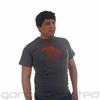 Extra-Large Paiste Echo Logo T-Shirt - Charcoal (PZ-1005XL) - SOLD OUT