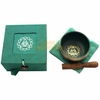 Forest Green Chakra Gift Singing Bowl - SOLD OUT