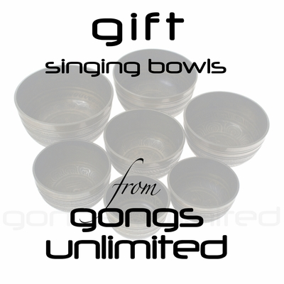 Gift Singing Bowls