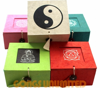 CLICK HERE for Gift Singing Bowls - Many Colors!