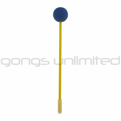 Blue Friction Gong Mallet by TTE Konklang  - Long Handle (2LAC)