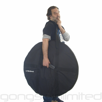 "Gongs Unlimited Gong Bag for 40"" Gongs"