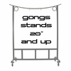 "Gongs Unlimited Stands for 20"" to 48"" Gongs"