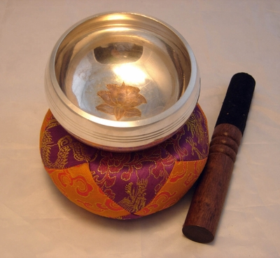 "6"" Modern Spirits Nepalese Singing Bowl"