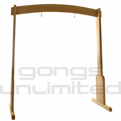 "32"" to 40"" Gongs on The Meinl Gong/Tam Tam Wood Stand (TMWGS-L) - SOLD OUT"