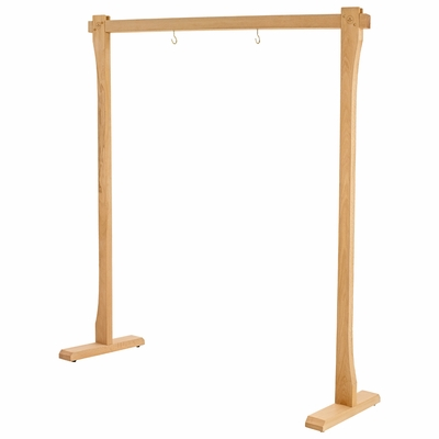 "Meinl Gong/Tam Tam Wood Stand for 42"" to 50"" Gongs (TMWGS-XL)"
