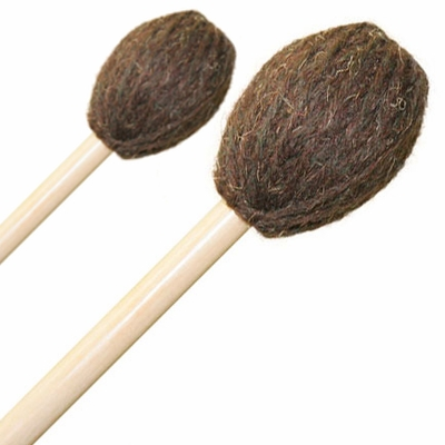 Pair of Mike Balter Extra Soft Marimba Mallets (186B)