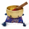 "Thick Bright Singing Bowl - 7"" - Nanda Devi"