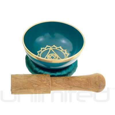 Naked Fourth Chakra Gift Singing Bowl