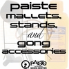 Paiste Mallets, Stands, Accessories & Apparel