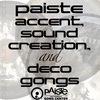Paiste Accent, Sound Creation and Deco Gongs