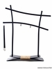 """Parallel Universe Gong Stand for 6"""" to 8"""" Gongs"""