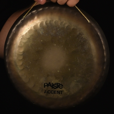 """Used 10"""" Paiste Accent #1"""