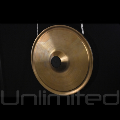 "22"" VERY RARE UFIP Tuned Nipple Gong  SOLD"