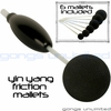 Set of 6 Yin Yang Edition 3 Friction Mallets & Vario OTG 3 Handle by TTE Konklang  SOLD OUT