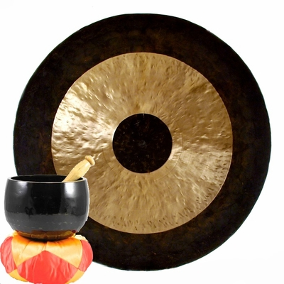 Singing Bowl and Gong Recordings  - VARIOUS ARTISTS