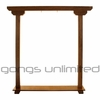 "Talking Tree Gong Stand for 40"" and 48"" Gongs"