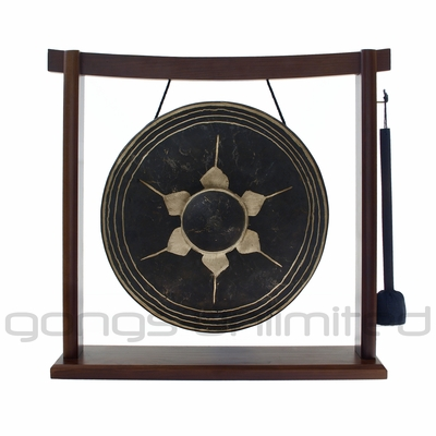 Thai Gongs with Stands