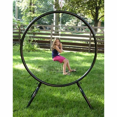 """32"""" to 44"""" Gongs on the Center Yourself Gong Stand SOLD OUT"""