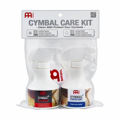 Meinl Cymbal (and Gong) Care Kit (MCCK-MCCL) - FREE SHIP