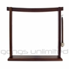"""SOLD OUT Woodsonic Gong Stand for 10"""" to 12"""" Gongs"""