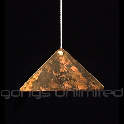 Trigon - Earth Synodic Day - Natural Bronze