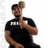 "Yin-Yang Gong Mallet for Gongs Over 26"" by TTE Konklang (GSG-FDDD3-70) - SOLD OUT"