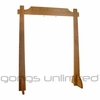 "Unlimited ONE Gong Stand for 30"" to 34"" Gongs"