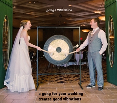 "32"" and 36"" RENTAL GONGS 