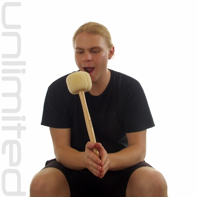 Chalklin Wooden Handle Gong Mallets