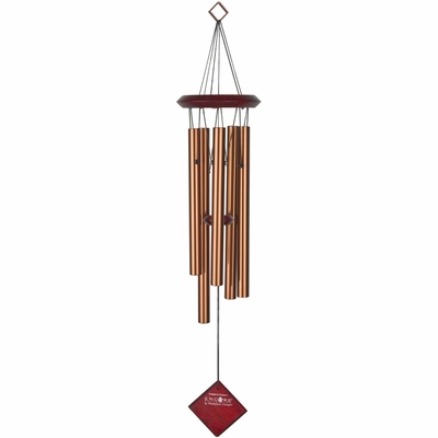 "22"" Woodstock Chimes of Polaris - Bronze (DCB22)"