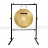 """22"""" Wuhan Wind Gong on Rambo Rimbaud Stand - FREE SHIPPING"""