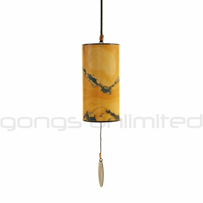 Zaphir Sunray Wind Chime (color 7) - Yellow - FREE SHIPPING