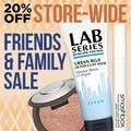 20% Off Store-Wide Friends & Family Sale