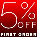 5% off with First Order