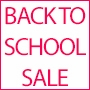 A Back to School Sale