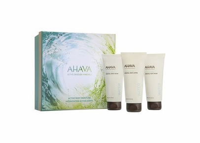 AHAVA - Active Body Moisture Set