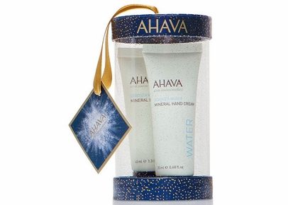 AHAVA - Bright & Merry Ornament - Blue