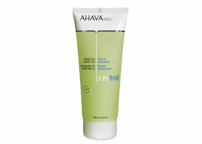 AHAVA - Dead Sea Liquid Salt Pure Treat