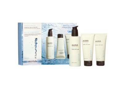AHAVA - Dead Sea Water Mineral Body Trio Set