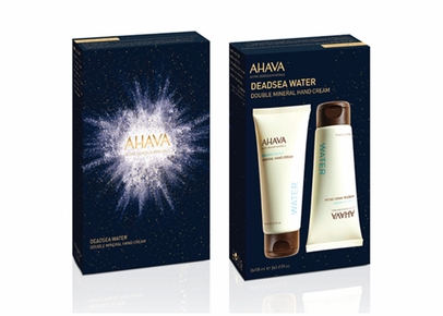 AHAVA - Duo Mineral Hand Cream Value Set