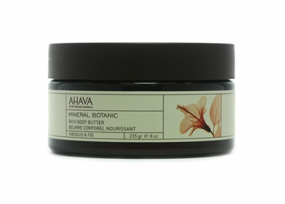 AHAVA - Mineral Botanic Rich Body Butter Hibiscus & Fig
