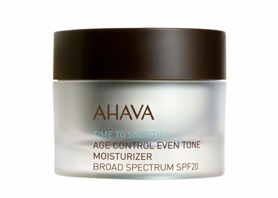 AHAVA - Time To Smooth Age Control Even Tone Moisturizer SPF20